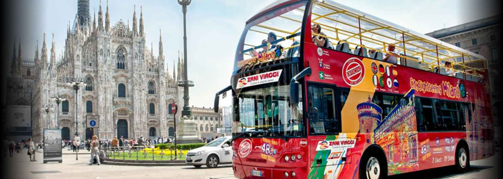 MILAN CITY SIGHTSEEING BUS
